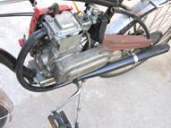 Stage III V-FRAME MOUNT ENGINE KIT